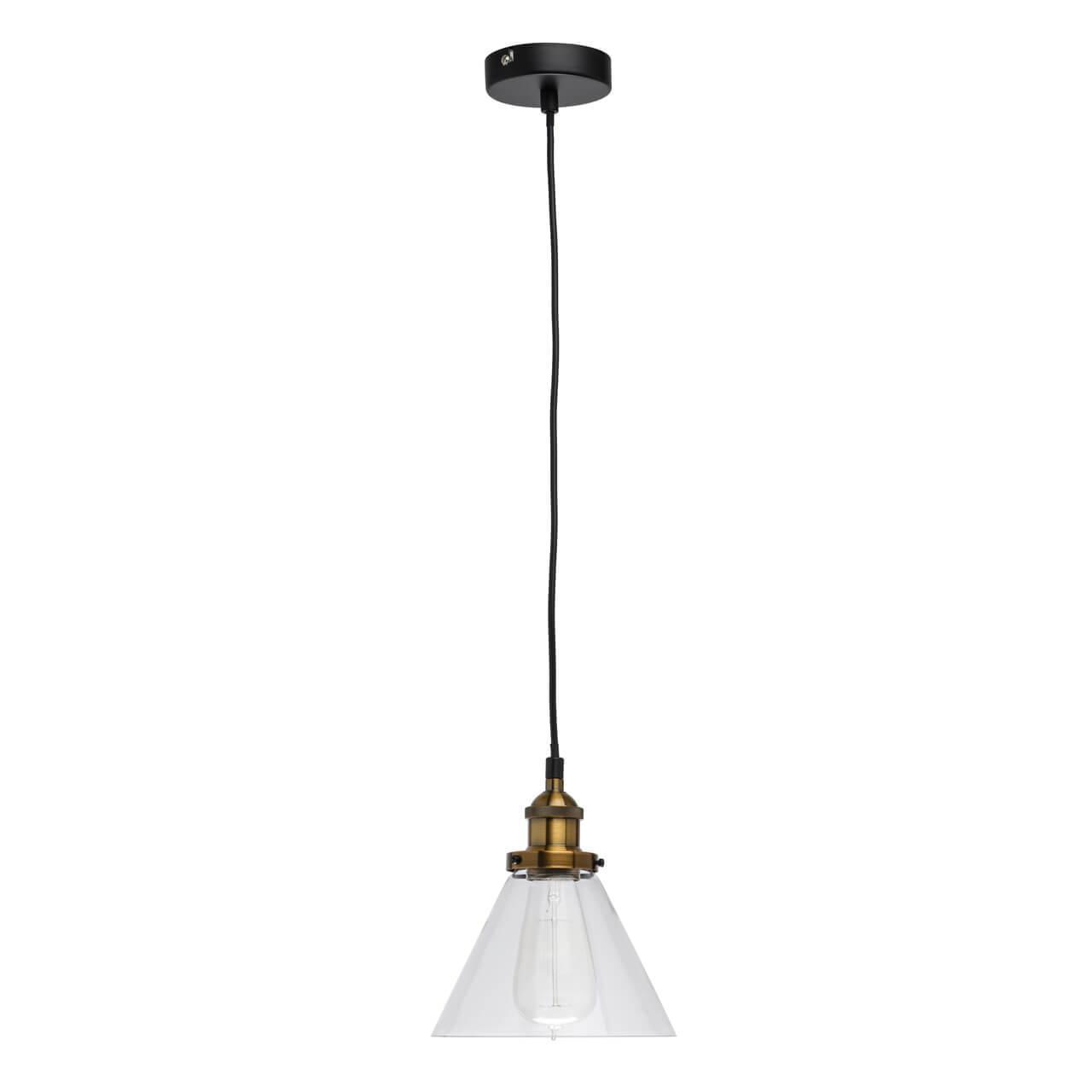 Подвесной светильник De Markt 392017701, E27, 40 Вт
