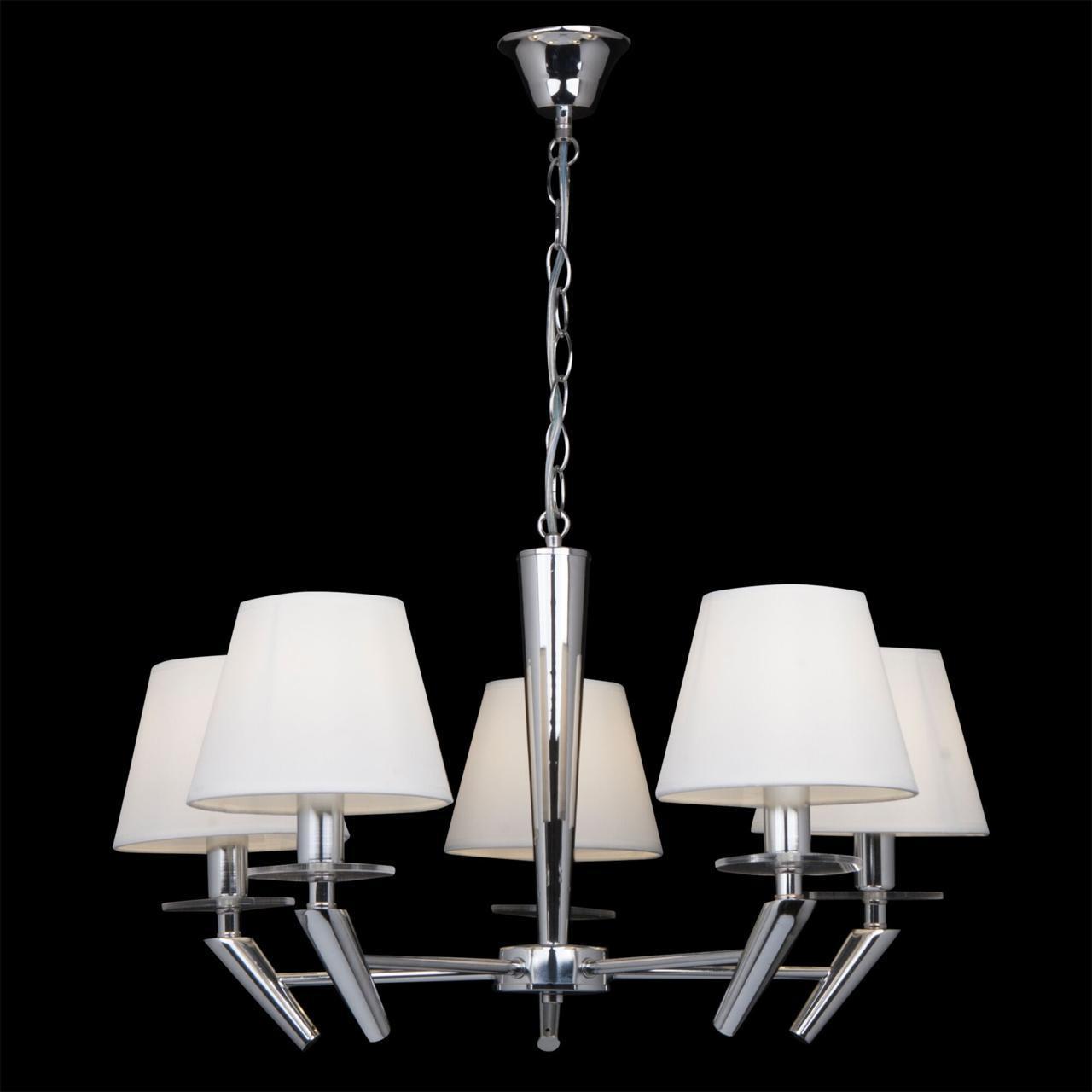 Подвесной светильник Freya FR5031PL-05CH, E14, 40 Вт подвесная люстра freya fr5012pl 05ch