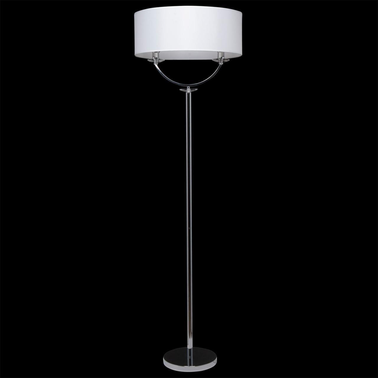 Напольный светильник Freya FR5034FL-02CH, E14, 40 Вт торшер freya fr2302fl 04s