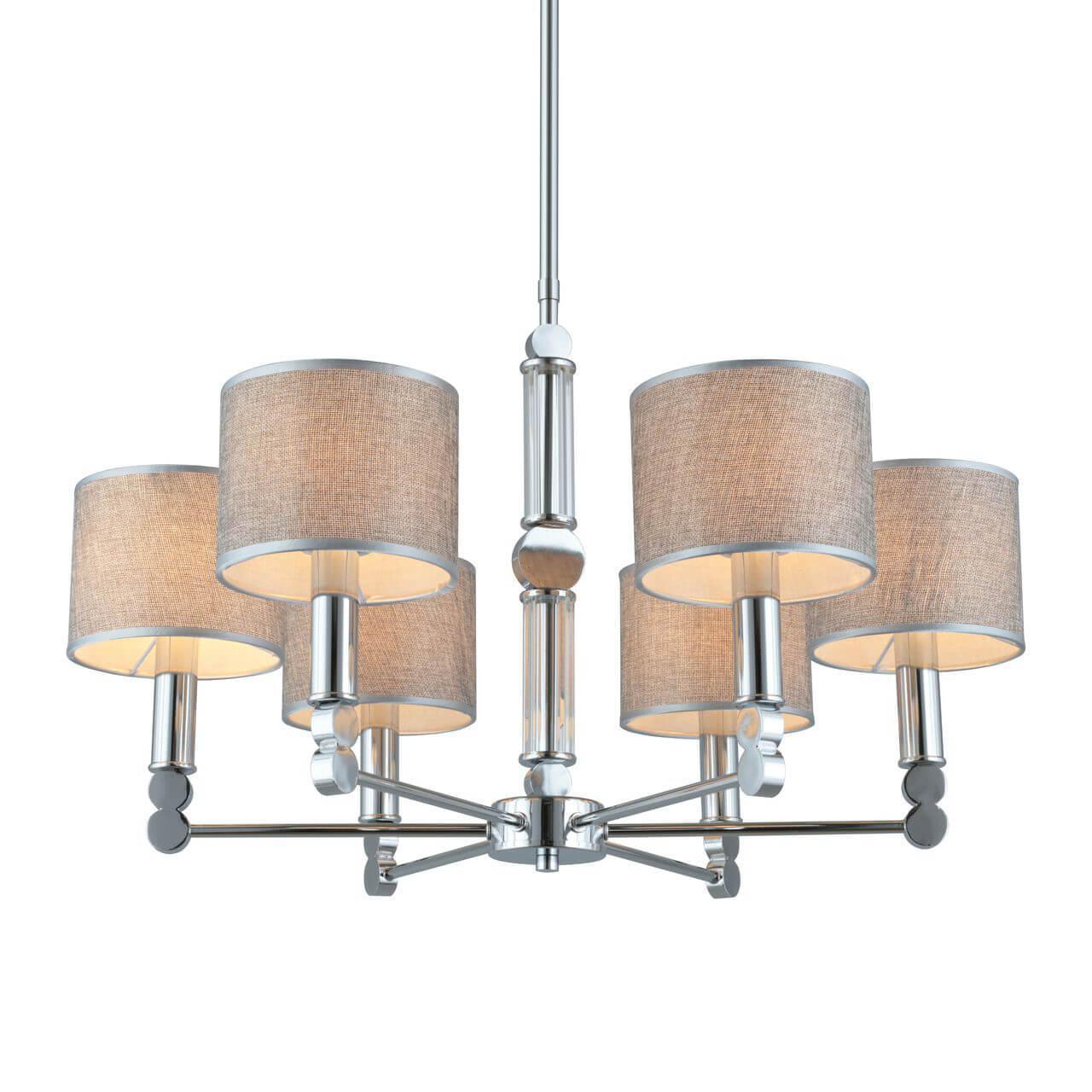 Потолочный светильник Omnilux OML-64503-06, E14, 60 Вт