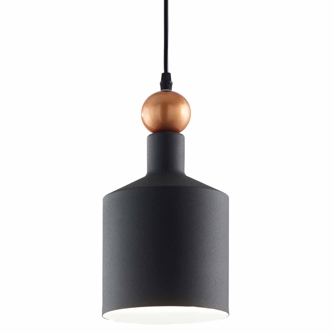 Подвесной светильник Ideal Lux Triade-3 SP1, E27, 42 Вт подвесной светильник ideal lux potty 3 sp1