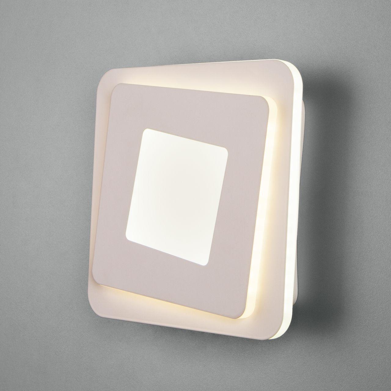 Настенный светильник EUROSVET 90154/2, LED, 20 Вт eurosvet los 366