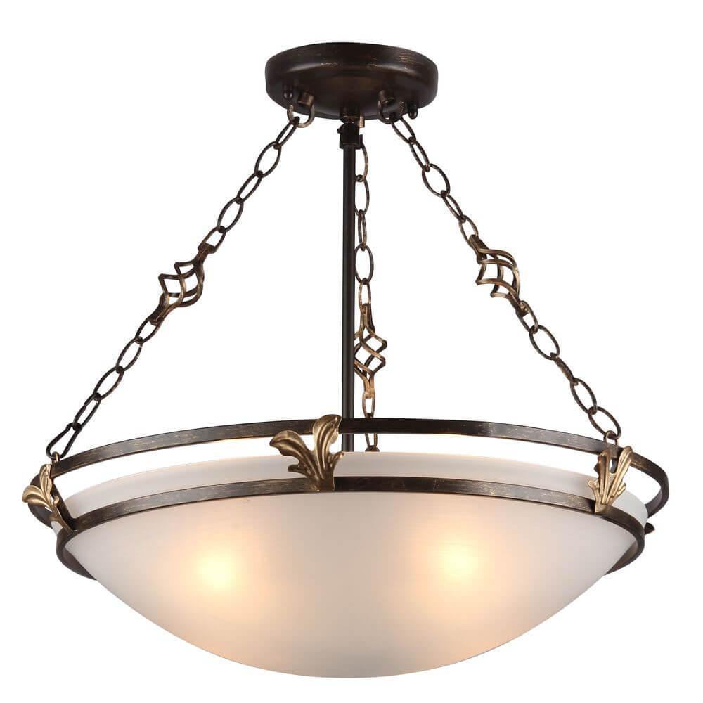 Подвесной светильник Maytoni C232-PL-04-R, E27, 60 Вт