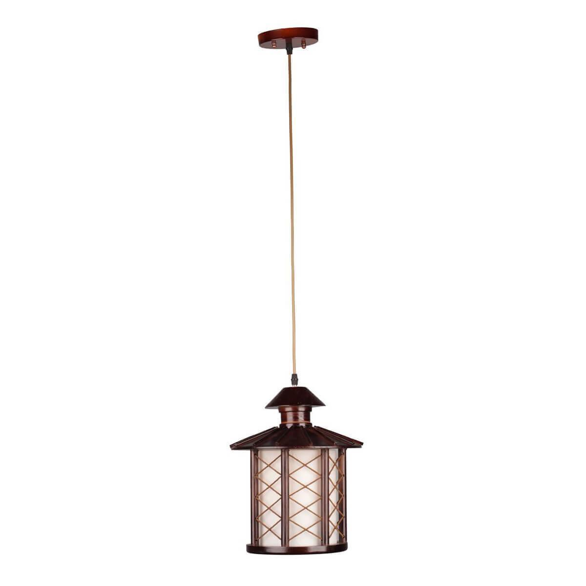 Подвесной светильник Omnilux OML-58206-01, E27, 40 Вт