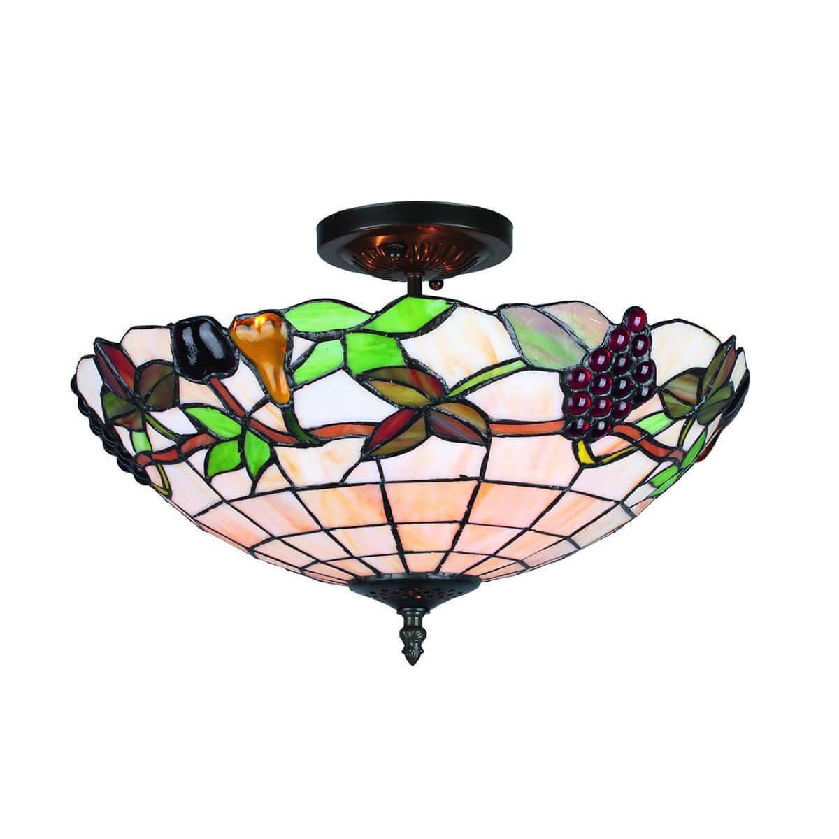 Потолочный светильник Omnilux OML-80307-03, E27, 60 Вт