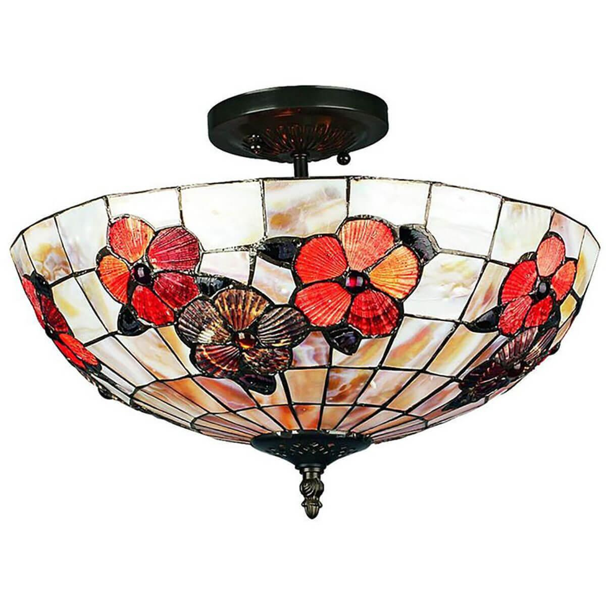 Потолочный светильник Omnilux OML-80607-03, E27, 60 Вт