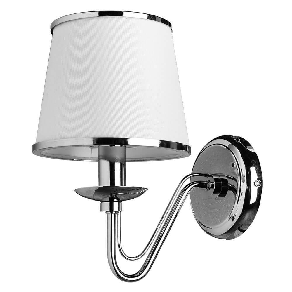 Фото - Бра Arte Lamp A1150AP-1CC, E14, 60 Вт бра arte lamp furore a1150ap 1cc