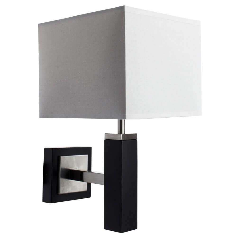 Бра Arte Lamp A8880AP-1BK, E14, 40 Вт