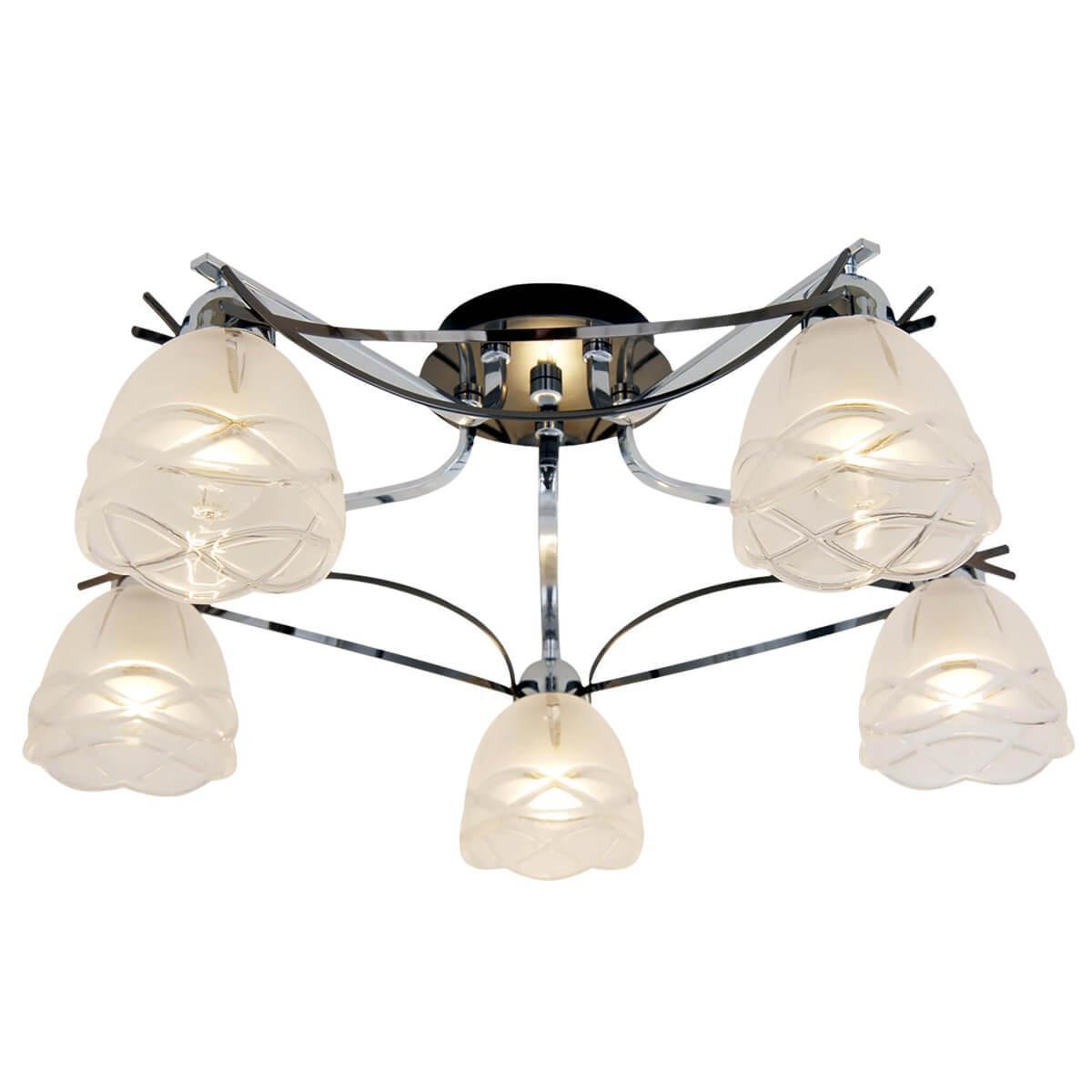 Потолочный светильник CITILUX CL147151, E14, 60 Вт