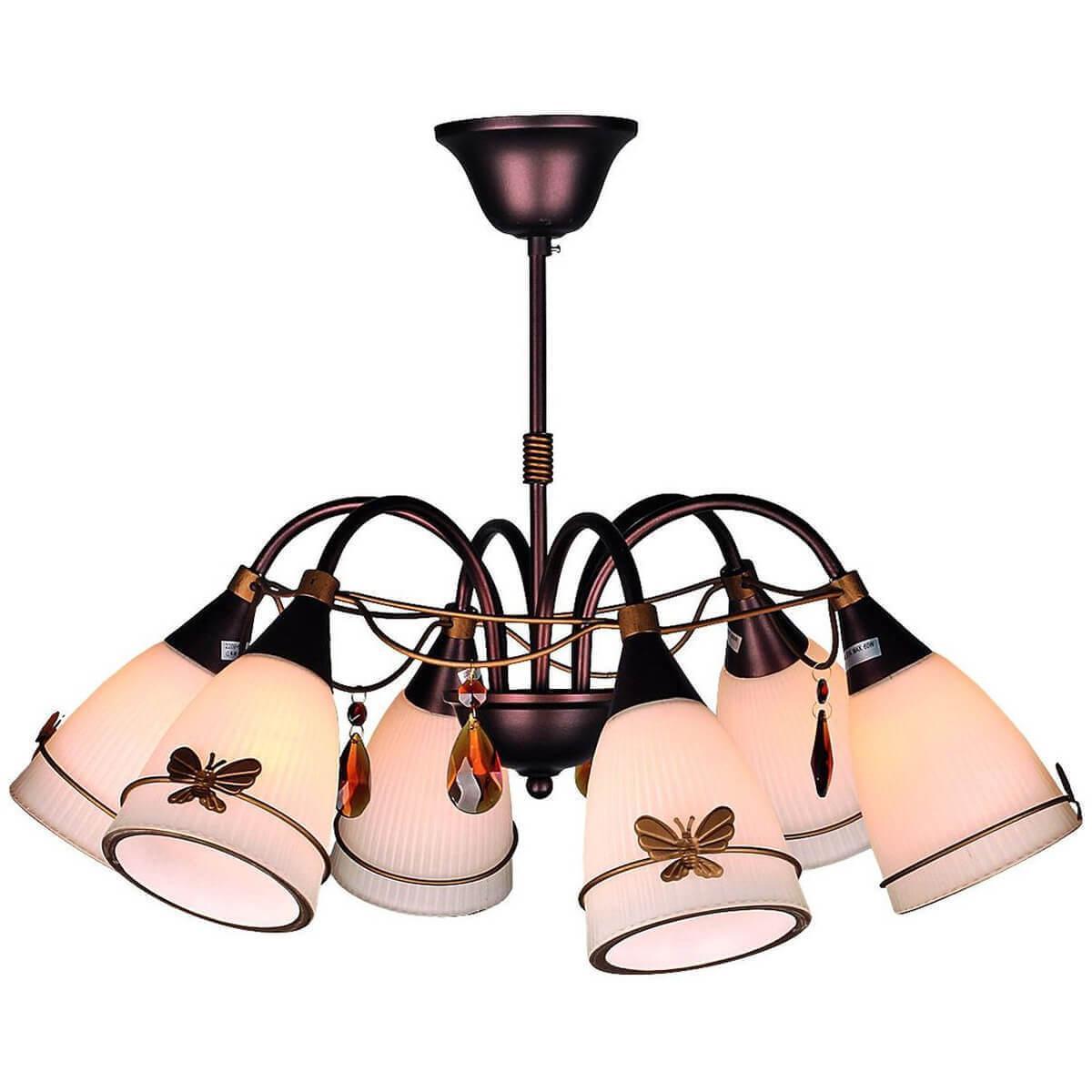Подвесной светильник Omnilux OML-36307-06, E14, 60 Вт