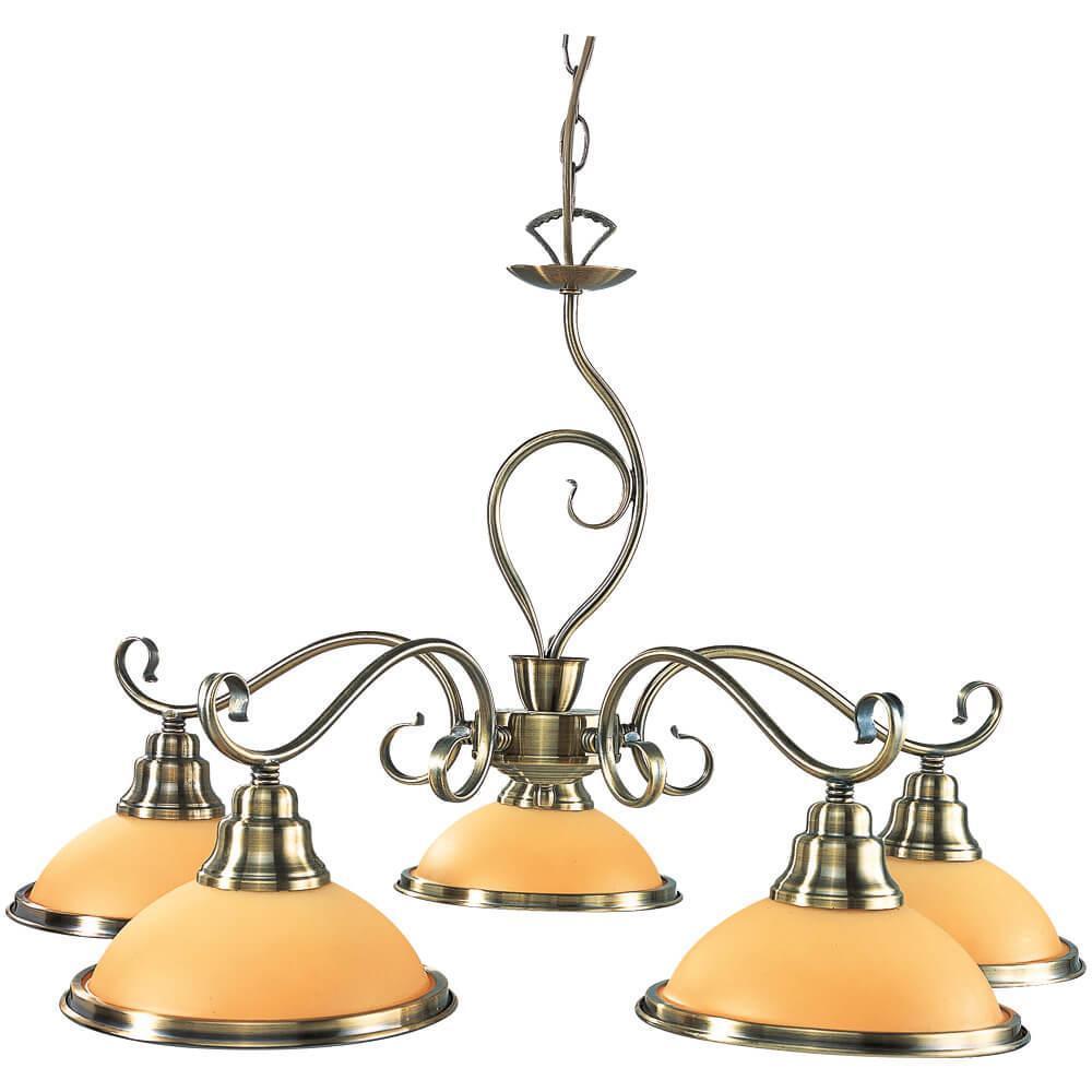 Подвесной светильник Globo 6905-5, E27, 60 Вт потолочный светильник globo sassari 6905 2d
