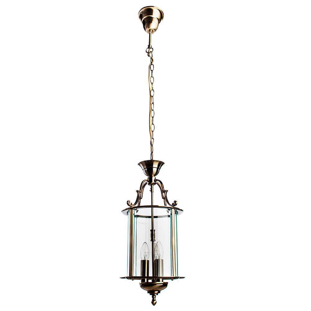 Подвесной светильник Arte Lamp A6503SP-3AB, E14, 60 Вт
