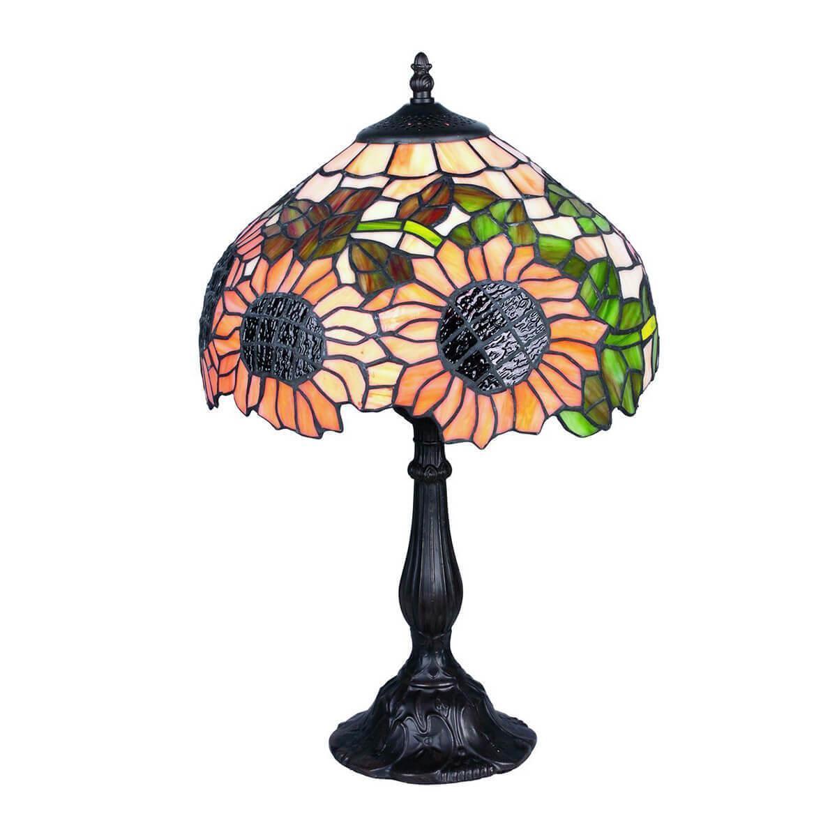 Настольный светильник Omnilux OML-80404-01, E27, 60 Вт