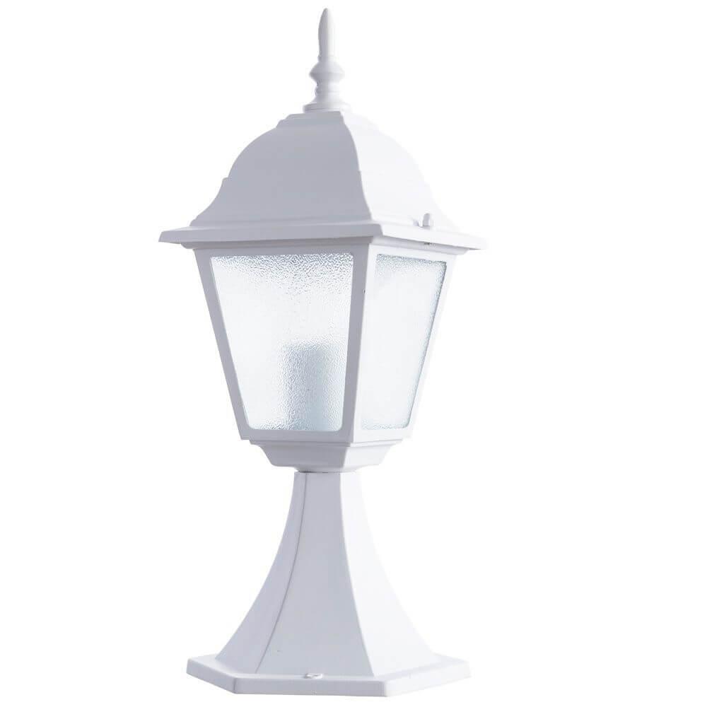 Уличный светильник Arte Lamp A1014FN-1WH, E27