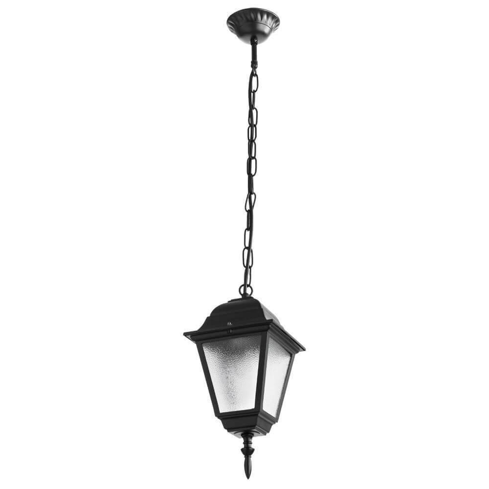 Уличный светильник Arte Lamp A1015SO-1BK, E27