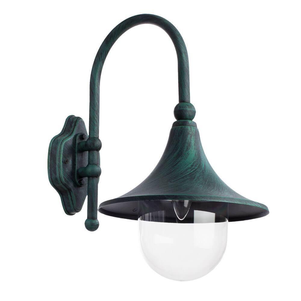 Уличный светильник Arte Lamp A1082AL-1BG, E27