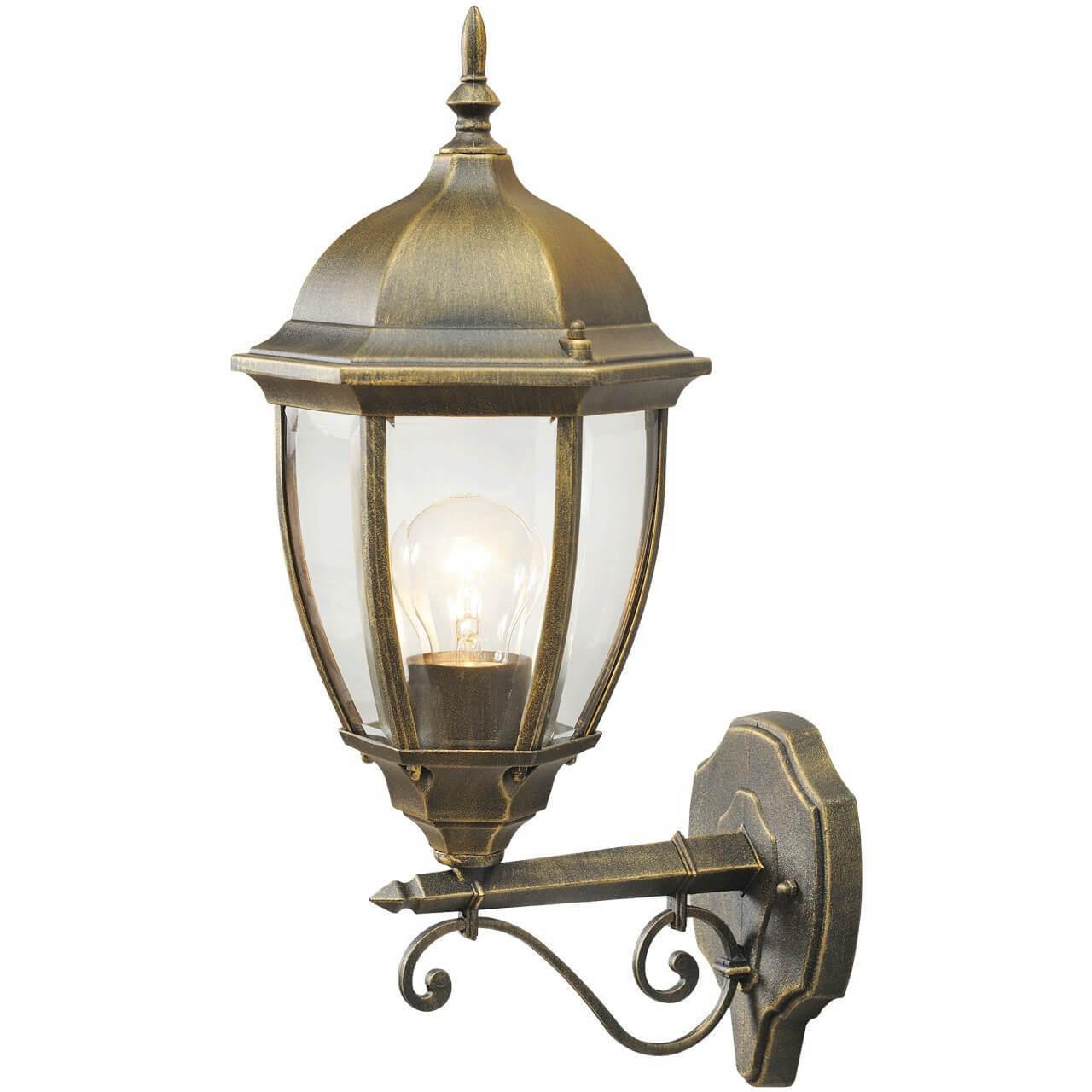 Уличный светильник MW-Light 804020101, E27 mw light уличный светильник mw light фабур 804040301