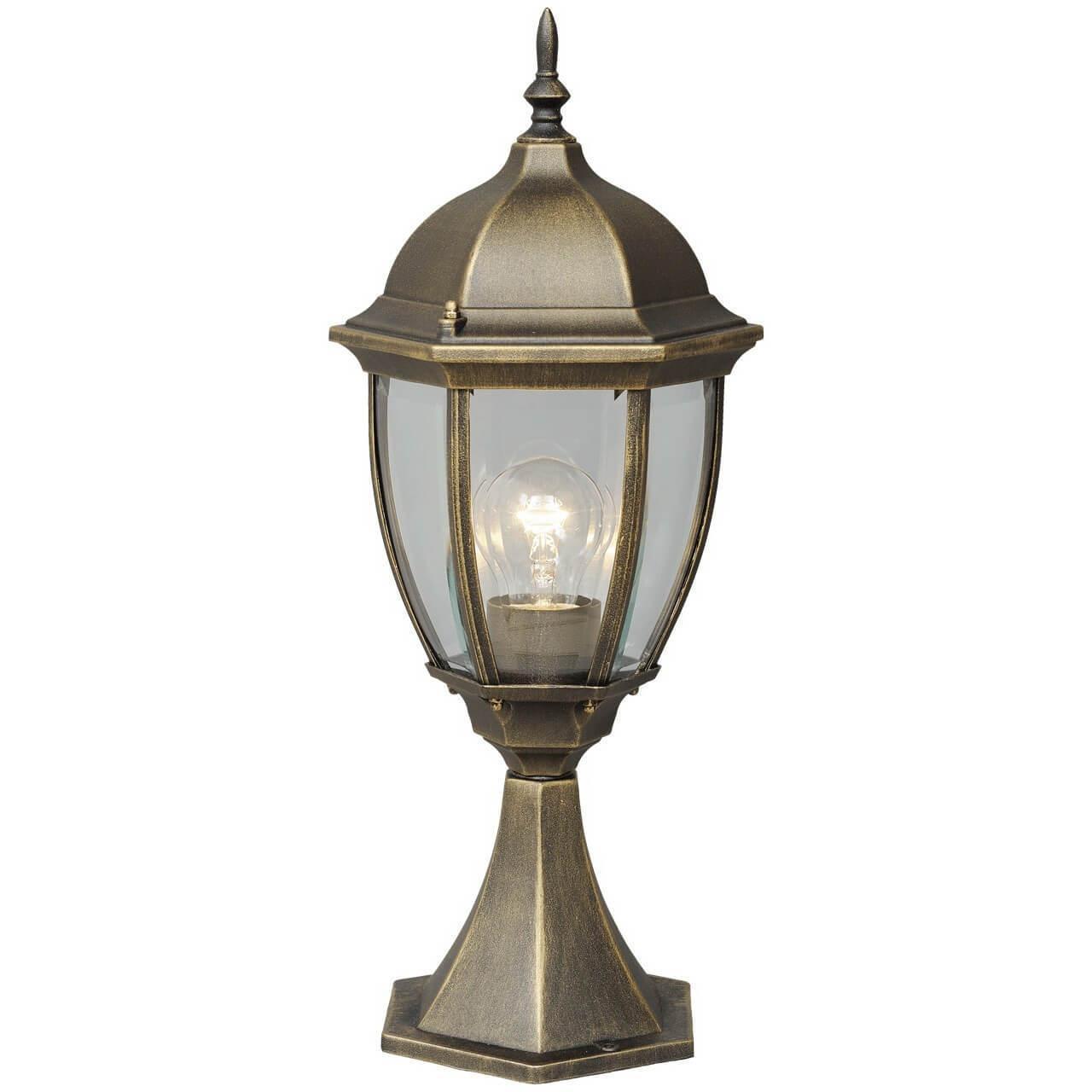 Уличный светильник MW-Light 804040301, E27 mw light уличный светильник mw light фабур 804040301