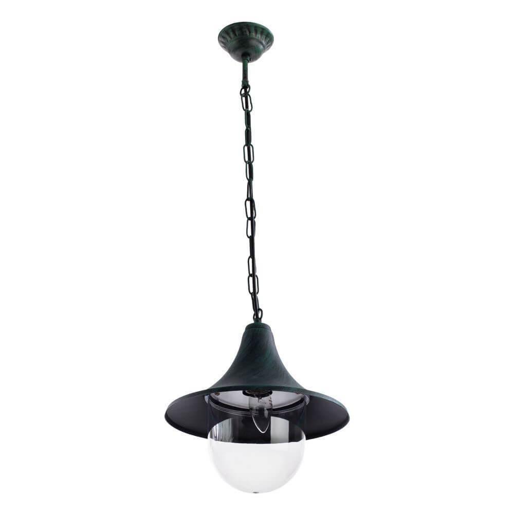 Уличный светильник Arte Lamp A1085SO-1BG, E27 цена в Москве и Питере