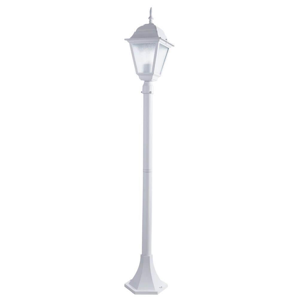 Уличный светильник Arte Lamp A1016PA-1WH, E27 arte lamp a9518pl 2ba