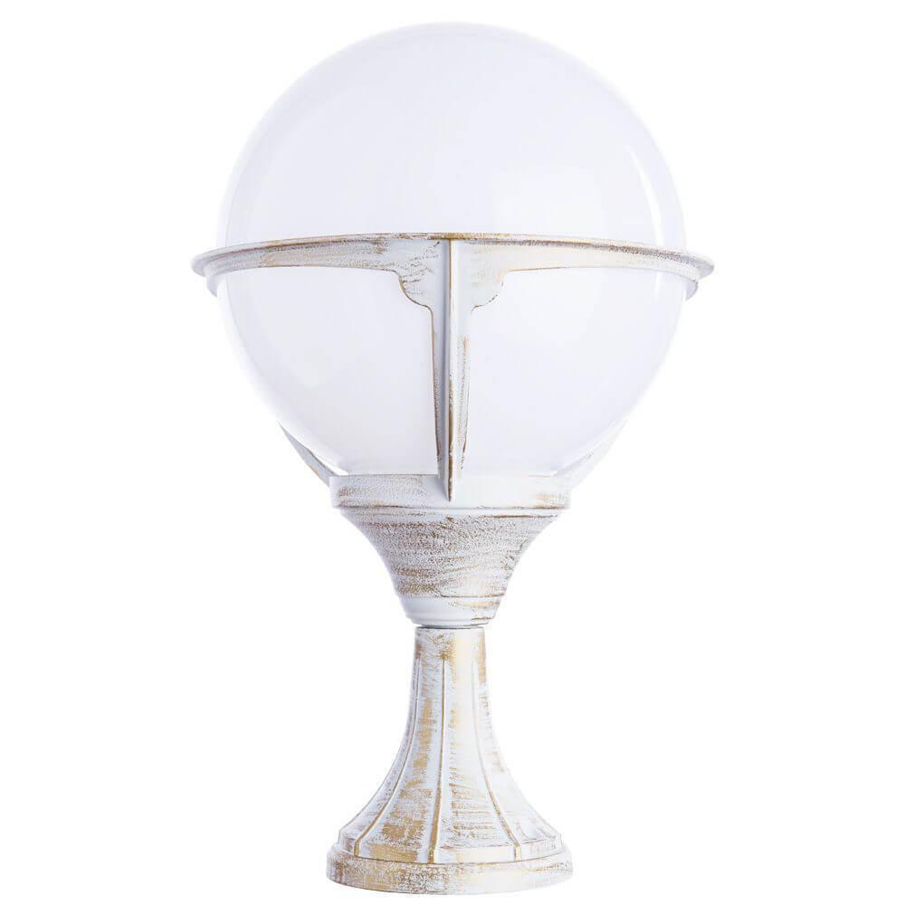 Уличный светильник Arte Lamp A1494FN-1WG, E27 уличный светильник arte lamp amsterdam a1523pa 1wg
