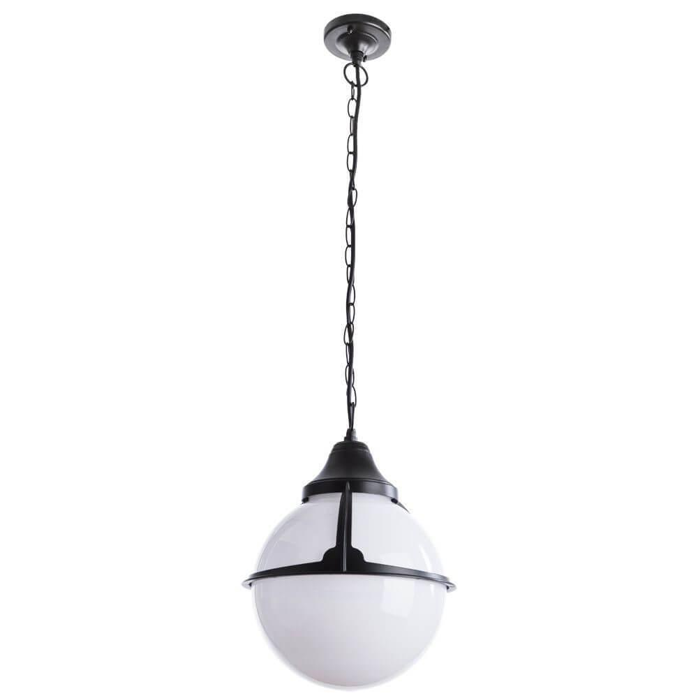 Уличный светильник Arte Lamp A1495SO-1BK, E27 все цены