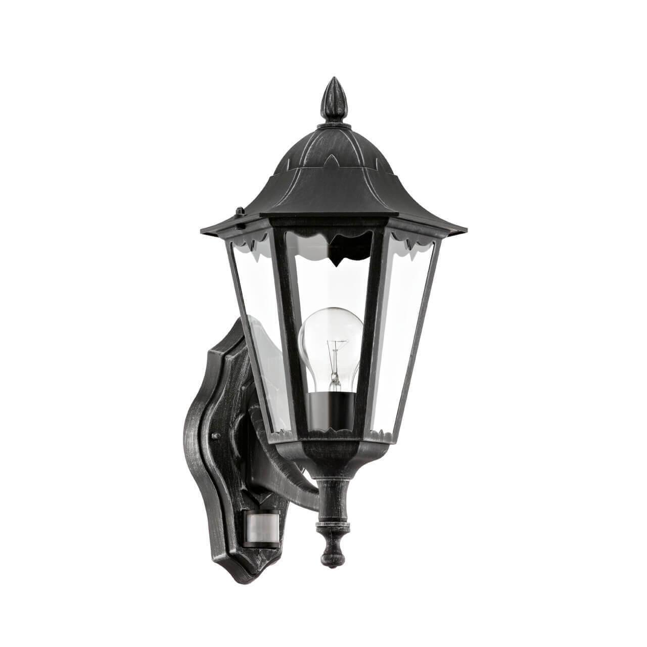 Уличный светильник Eglo 93458, E27 eglo 93118