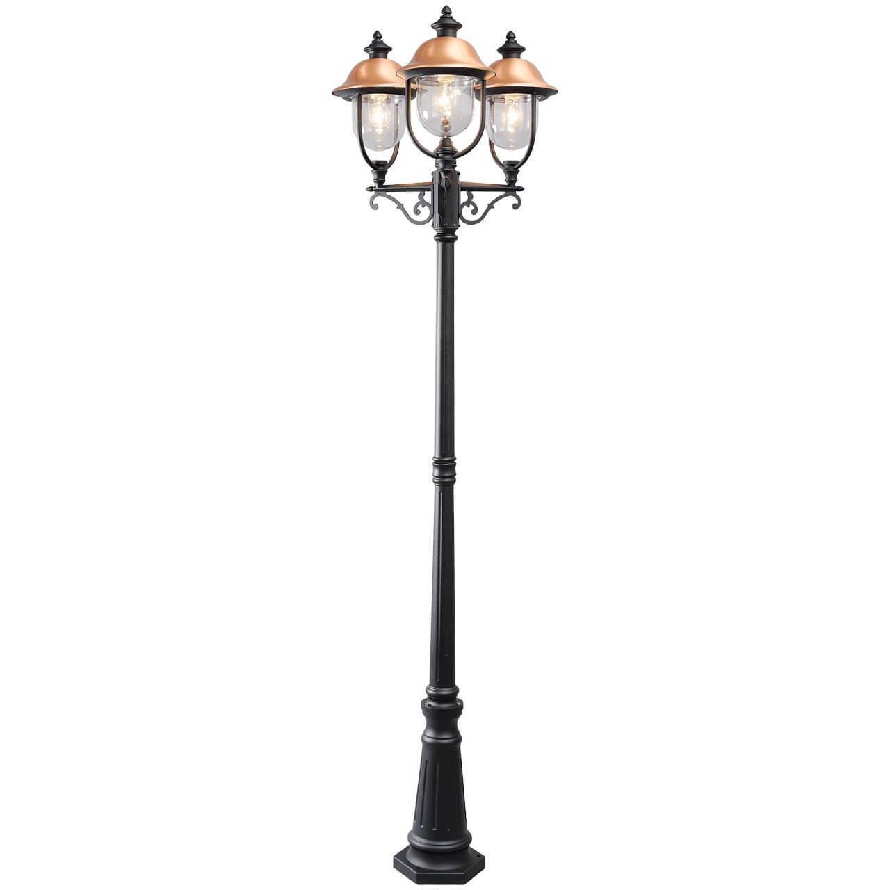 Садово-парковый светильник De Markt Дубай 805040702 авиабилеты в дубай