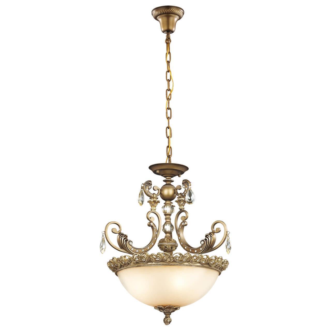 Фото - Подвесной светильник Odeon Light 2431/3, E27, 60 Вт бра odeon light ponga 2431 2w
