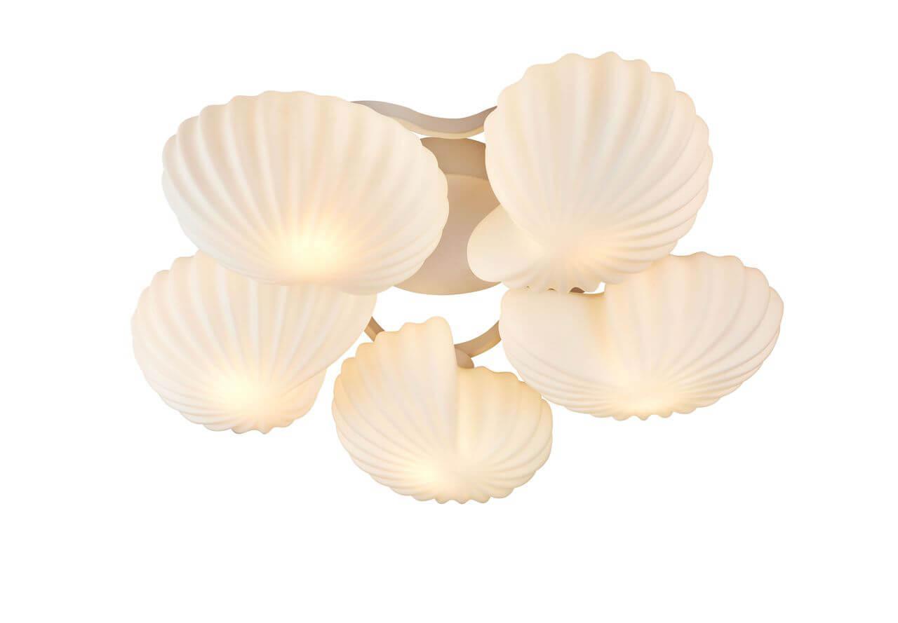 Потолочный светильник ST Luce SL534.502.05, E27, 60 Вт потолочная люстра st luce conglia арт sl534 502 05