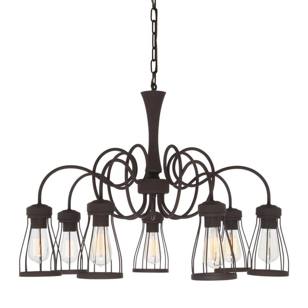 цена на Подвесной светильник Favourite 1423-7P, E27, 60 Вт