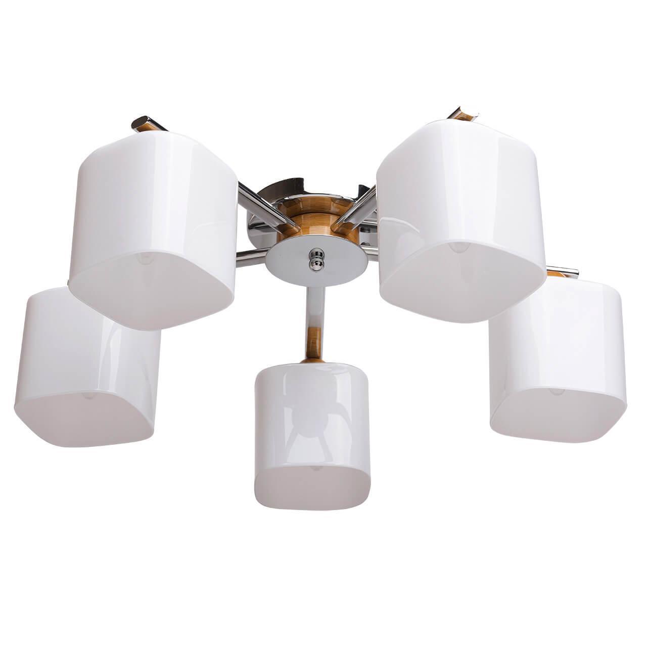 Потолочный светильник De Markt 364013605, E27, 60 Вт