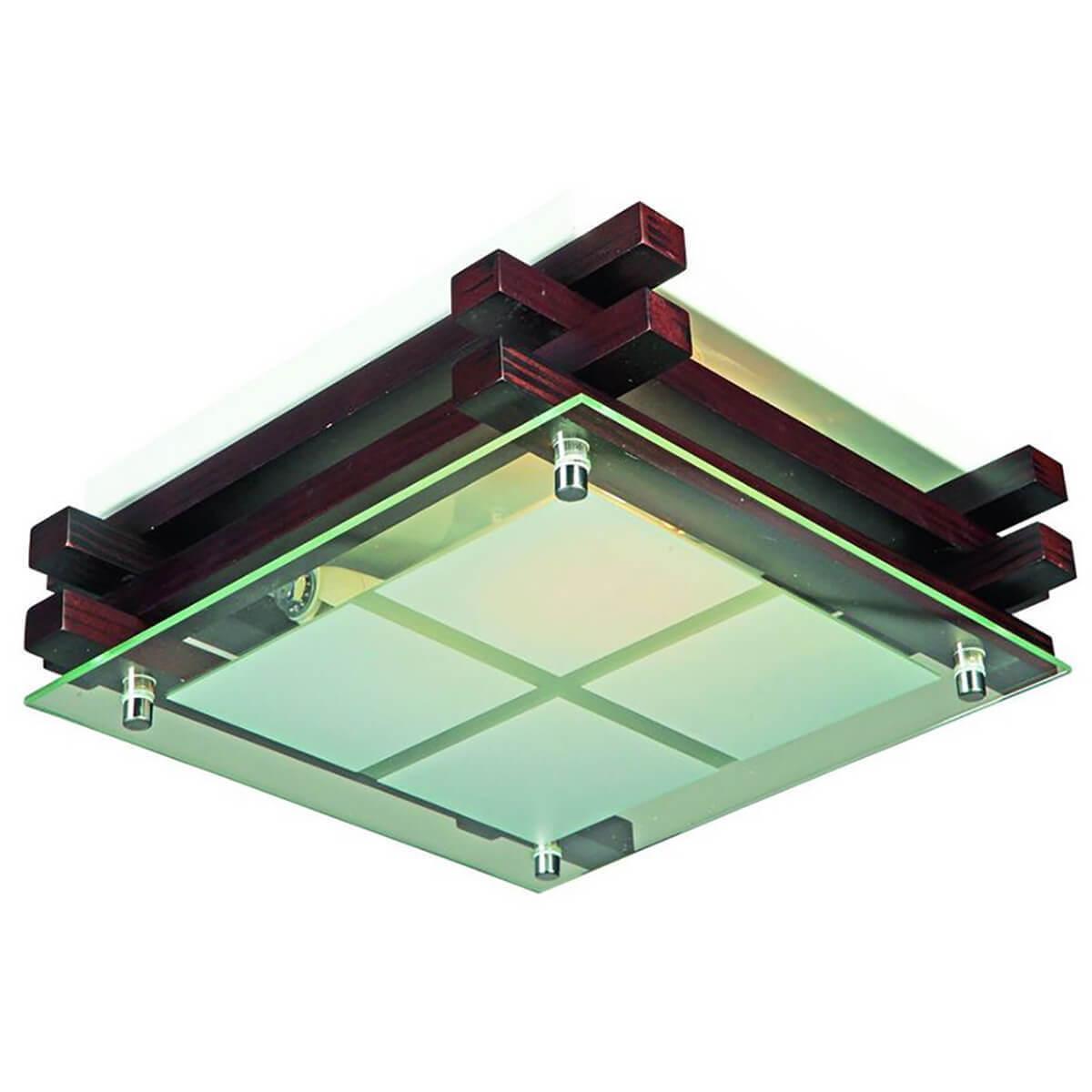 Накладной светильник Omnilux OML-40507-02, E14, 40 Вт