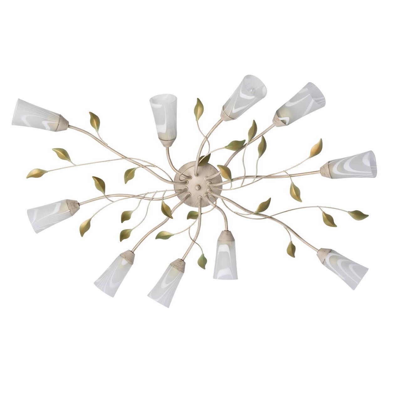 Потолочный светильник De Markt 242015510, E14, 60 Вт