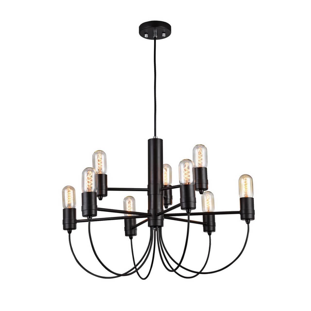 Фото - Подвесной светильник Favourite 1522-9P, E27, 60 Вт подвесная люстра nano 1522 9p