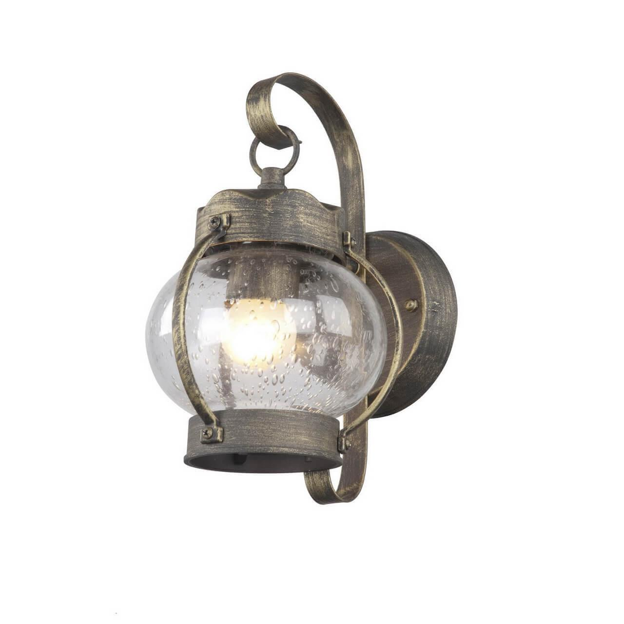 Уличный светильник Favourite 1498-1W, E27 уличный настенный светильник favourite faro 1498 1w