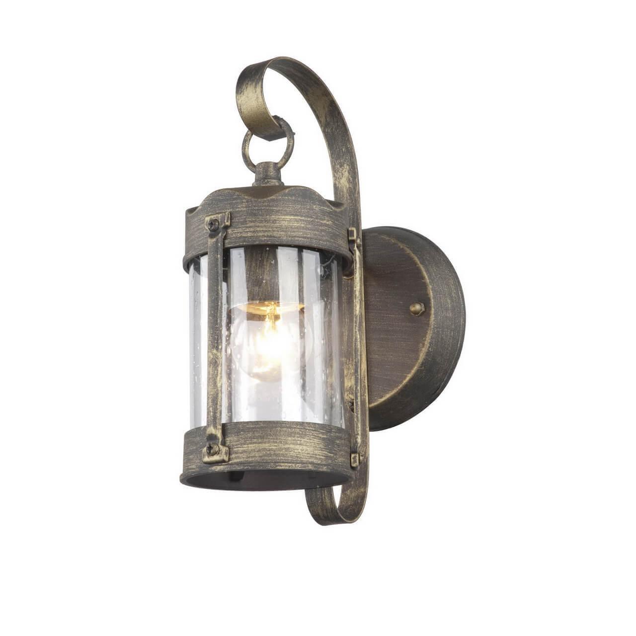 Уличный светильник Favourite 1497-1W, E27 уличный настенный светильник favourite faro 1498 1w