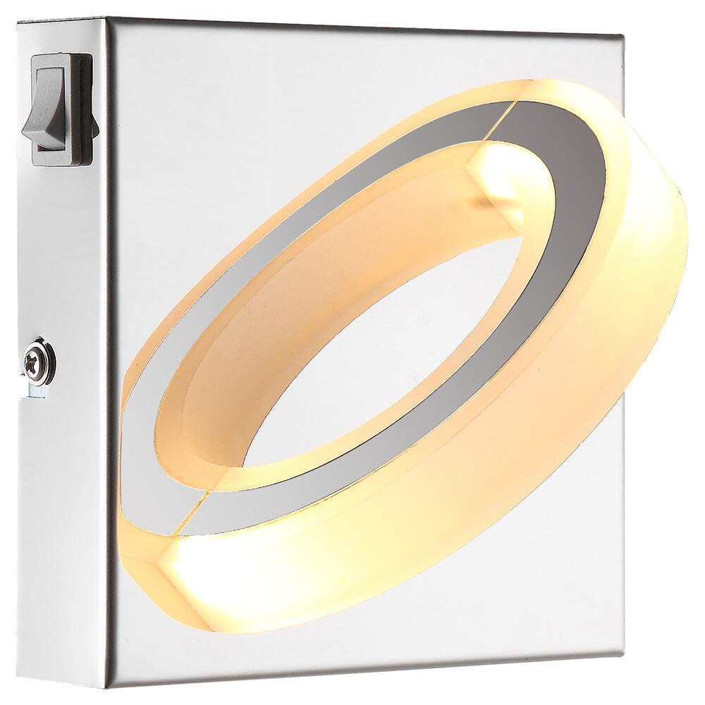 Настенный светильник Globo 67062-1, LED, 5 Вт