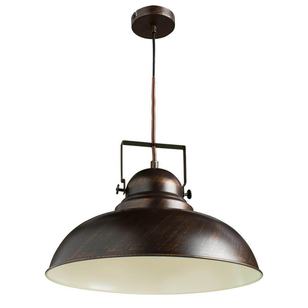 Подвесной светильник Arte Lamp A5213SP-1BR, E27, 75 Вт arte lamp подвесной светильник arte lamp galata a3030sp 1br