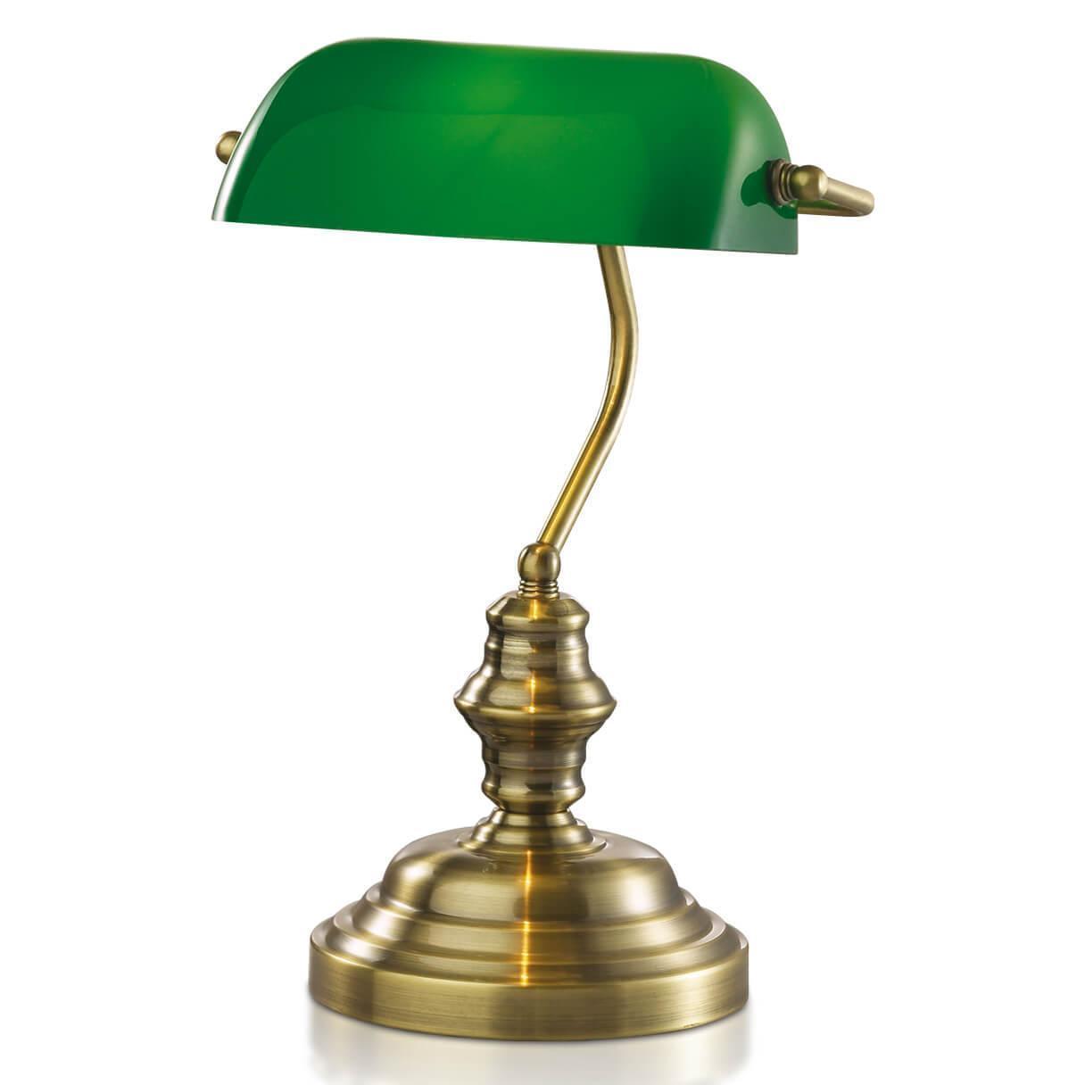 Настольный светильник Odeon Light 2224/1T, E27, 60 Вт настольная лампа odeon light tres 2224 1t