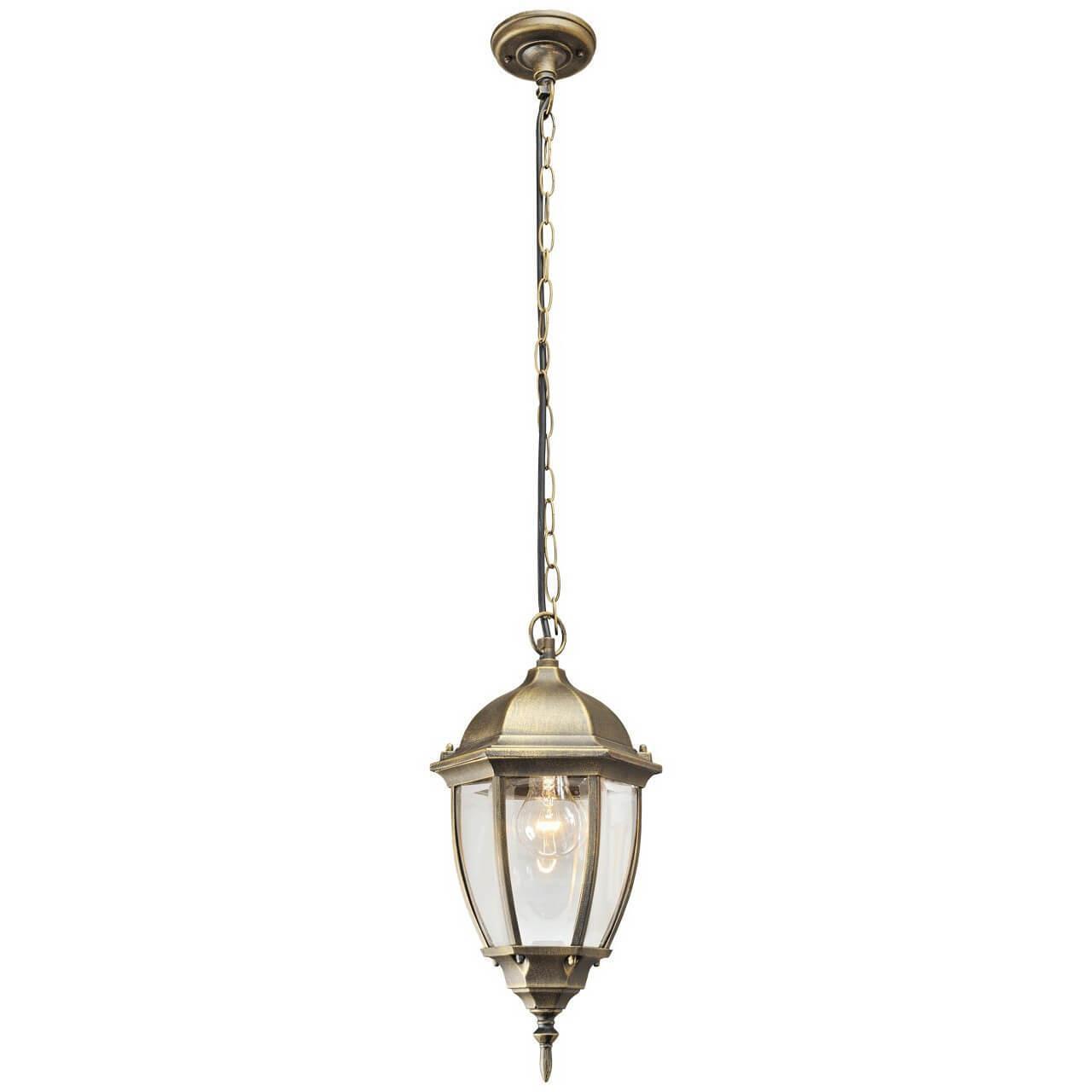 Уличный светильник MW-Light 804010401, E27 mw light уличный светильник mw light фабур 804040301