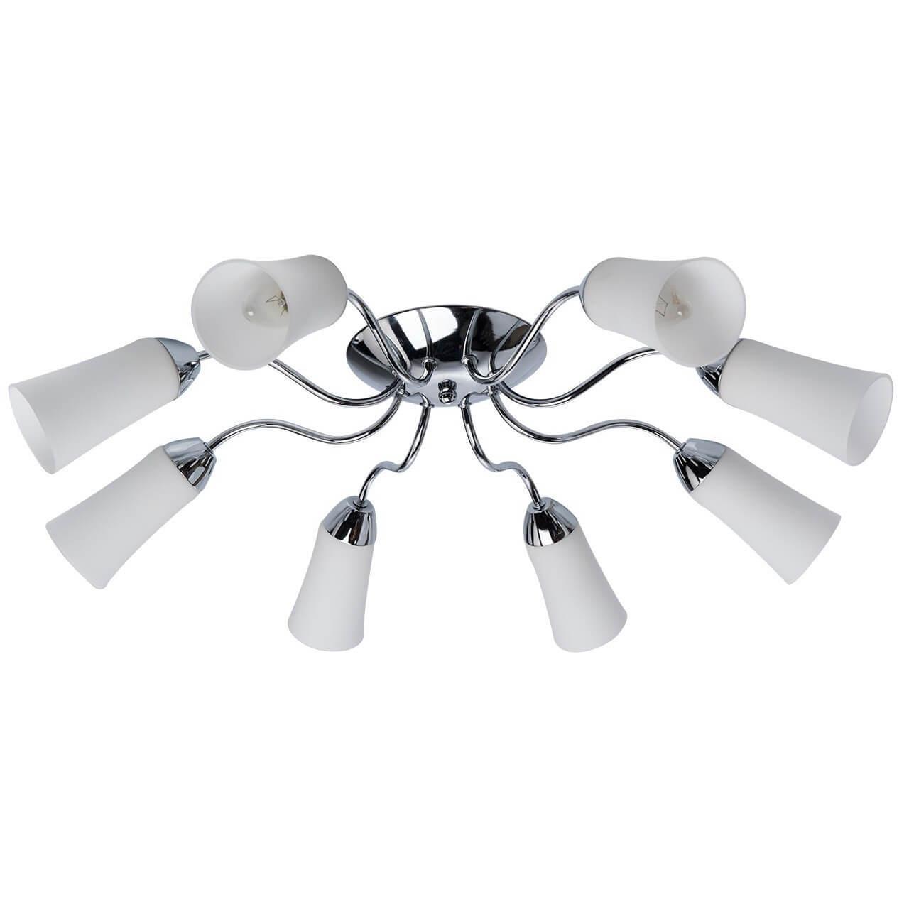 Потолочный светильник De Markt 638010808, E14, 60 Вт недорого