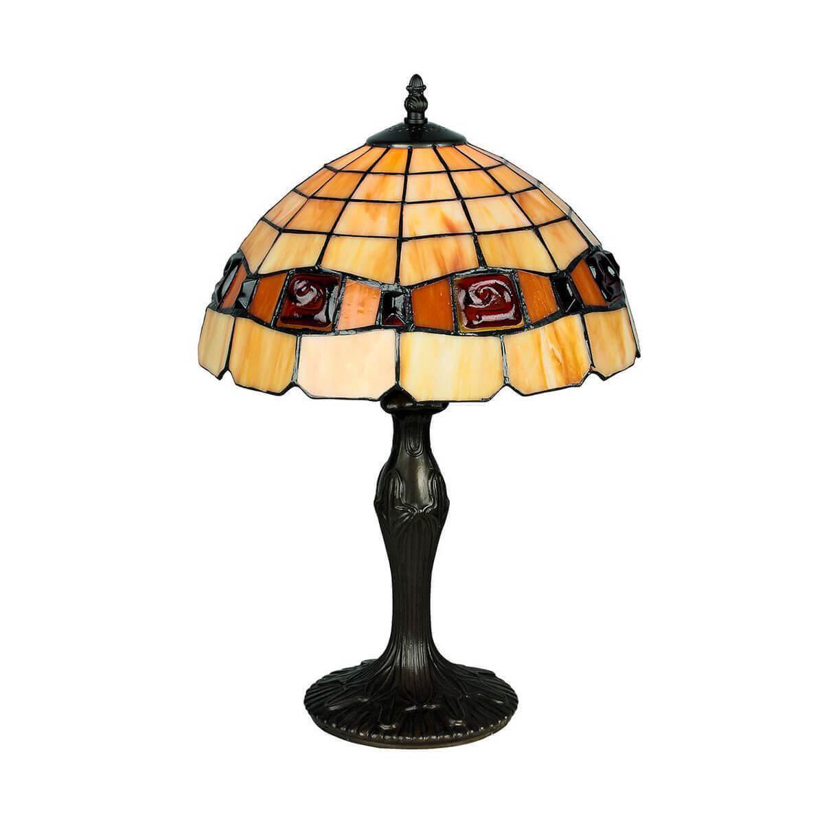Настольный светильник Omnilux OML-80504-01, E27, 60 Вт