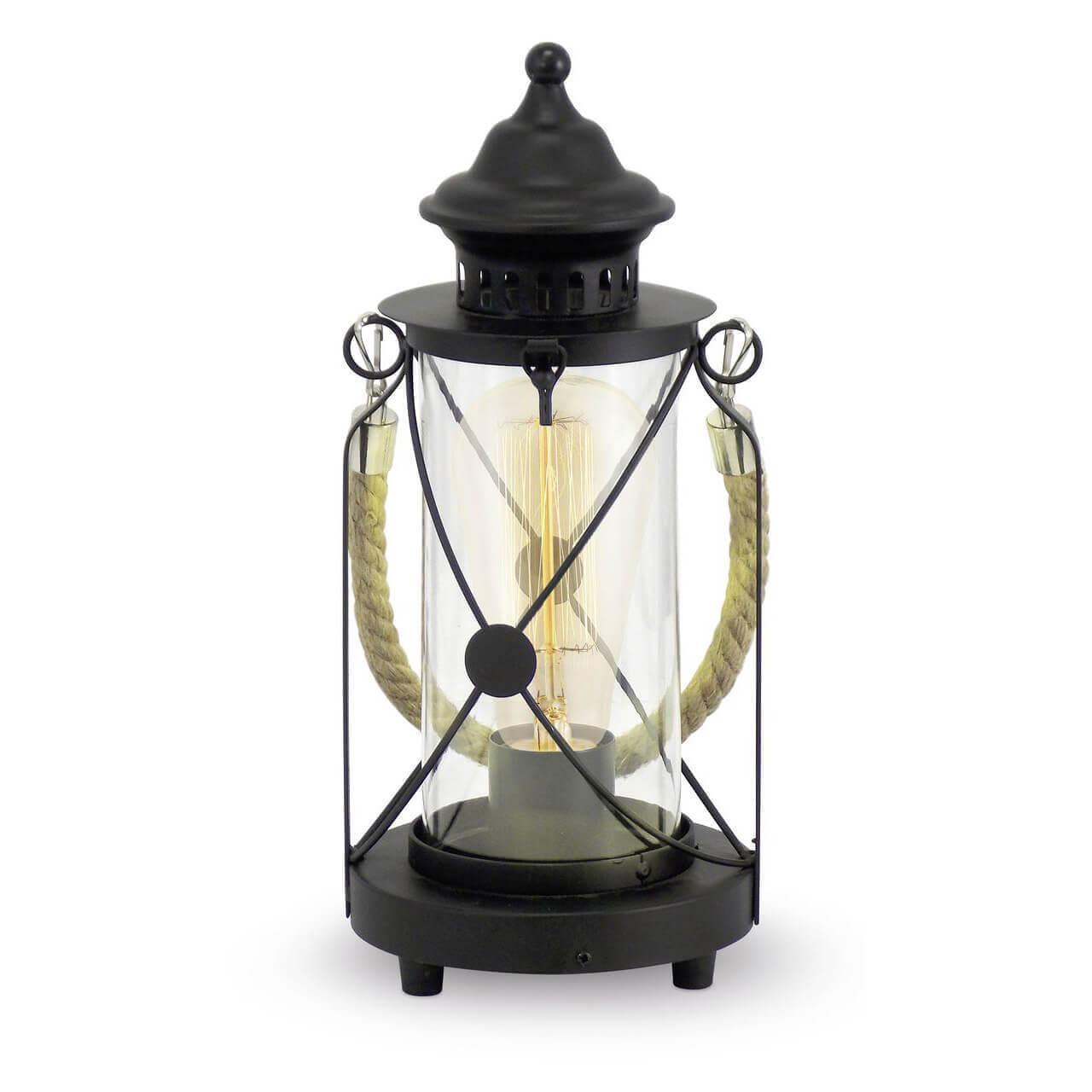 Настольный светильник Eglo 49283, E27, 60 Вт