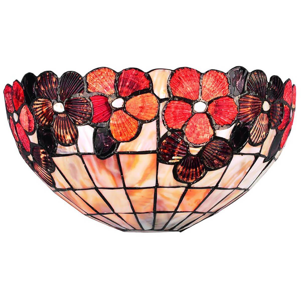 Настенный светильник Omnilux OML-80601-01, E14, 40 Вт