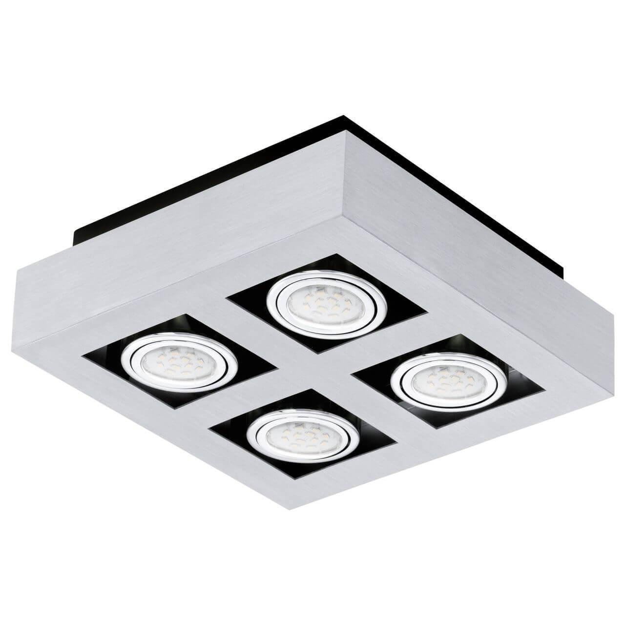 Настенно-потолочный светильник Eglo 91355, GU10, 5 Вт цены