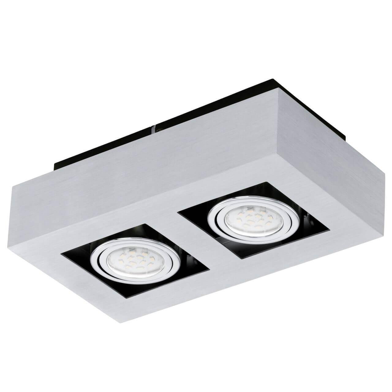 Настенно-потолочный светильник Eglo 91353, GU10, 5 Вт настенно потолочный светильник silverlight verbena 836 50 5