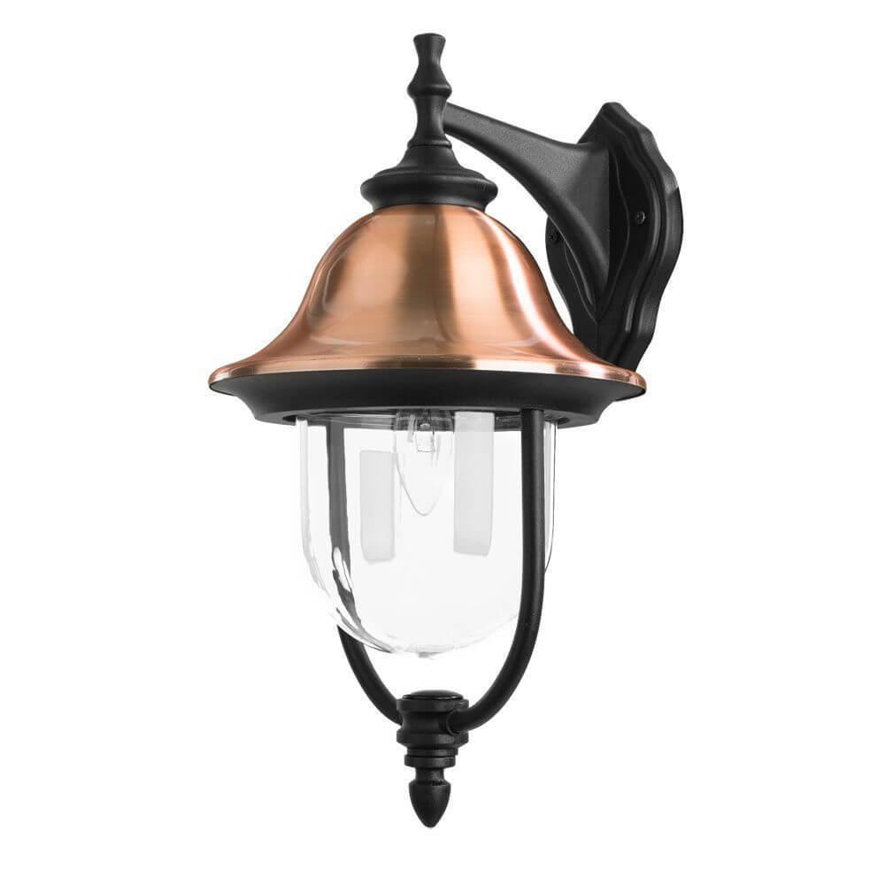 Уличный светильник Arte Lamp A1482AL-1BK, E27
