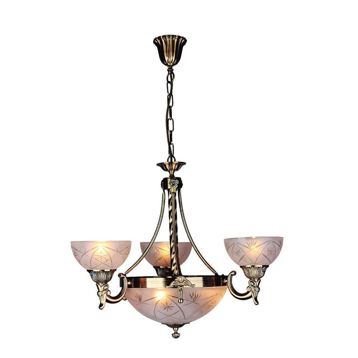 Подвесной светильник Omnilux OML-35023-06, E27, 60 Вт