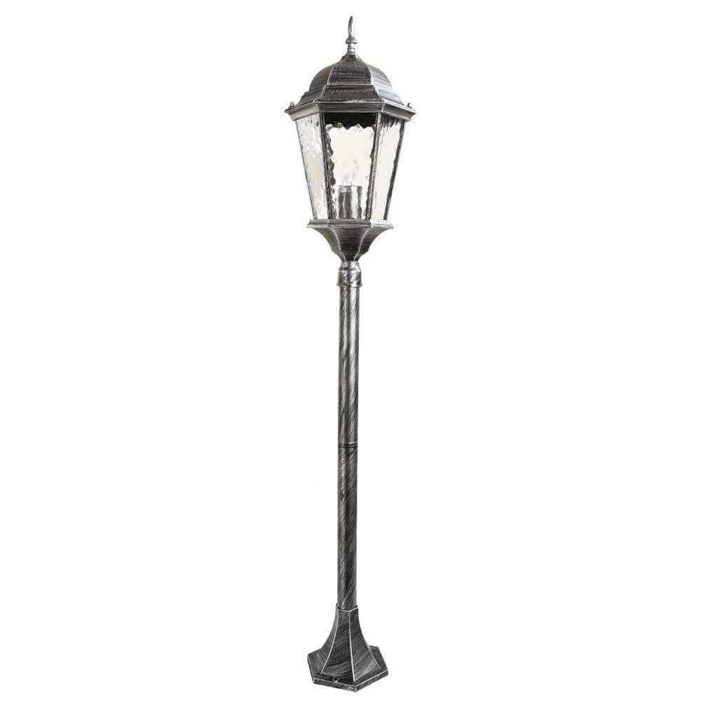 Уличный светильник Arte Lamp A1206PA-1BS, E27 покрывало asabella 311 1bs шампань